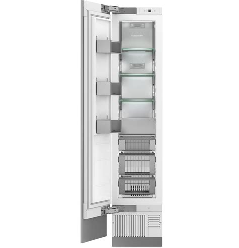 monogram  integrated column freezer zifnpkii ge appliances