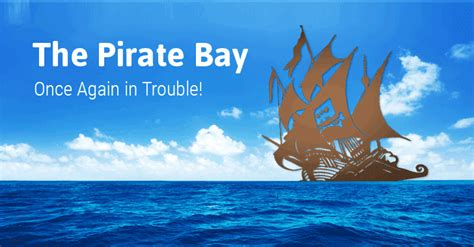 Isps Should Block 'the Pirate Bay' Torrent Site Top