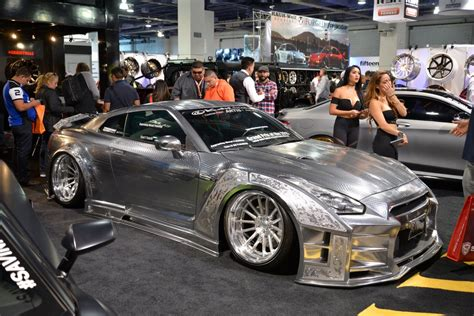 44 cool cars from the sema show in vegas business insider