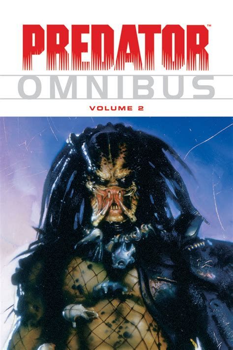predator omnibus volume  profile dark horse comics