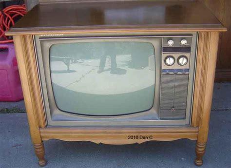 tv möbel retro television sets packard bell teledyne nec