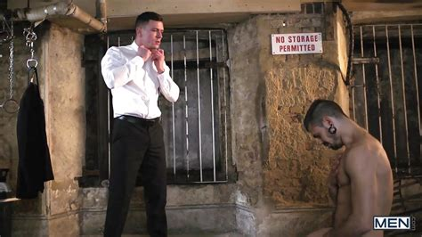 Paddy O Brian Blue Moores In Hot British Lad Gets Dirty