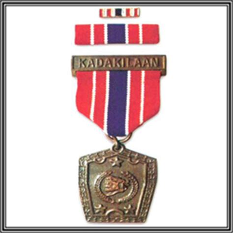 awards and decorations philippines pnp awards and medals