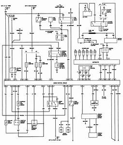 what would cause the radio and heater ac fan to quit With s10 wiring diagram