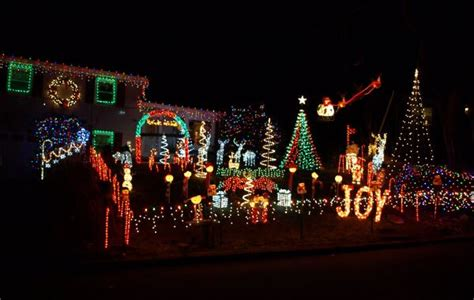 best christmas lights in nj where to see the best christmas light displays in nj