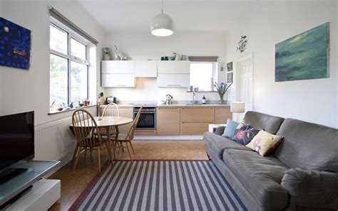 Decorating Ideas For Open Living Room And Kitchen - 20 best small open plan kitchen living room design ideas