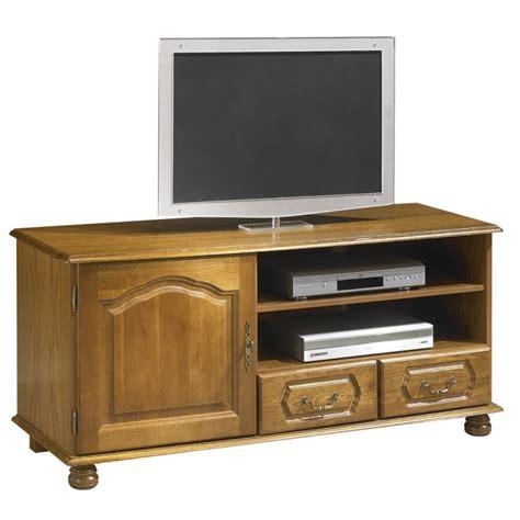 elements de cuisine pas cher meuble banc tv chêne 1 portes 2 tiroirs