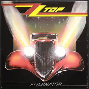 ZZ Top Eliminator Album Cover