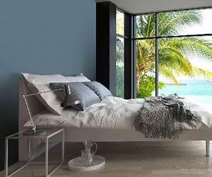 relooker sa chambre avec une peinture bleu nuit With comment relooker sa chambre