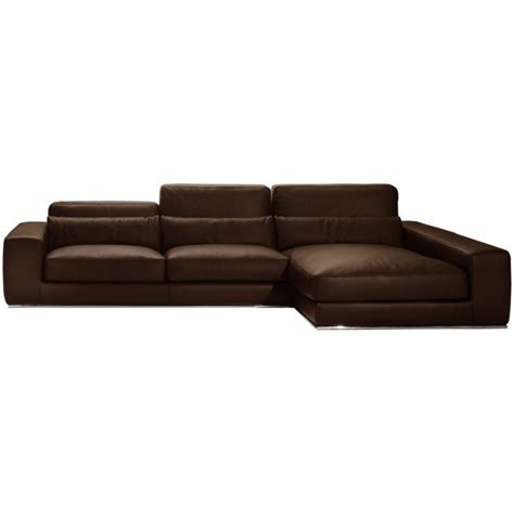 canape cuir luxe canapé d 39 angle de luxe en cuir de vachette matisse verysofa