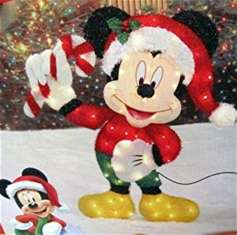 amazon com disney 36 inch lighted iridescent mickey