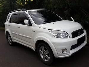 Toyota Rush Type G 1 5 Thn 2014 Warna Putih