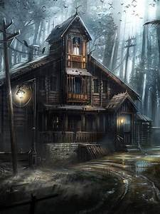 Haunted House Wallpapers (62+ images)