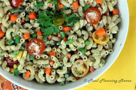 The air is filled with the scent of just cut grass, the market shelves are groaning under the weight of mangoes, cherries and stone fruit and afternoons are spent. Festive Pasta Salads / Festive Pasta Salad (S) - Mrs. Criddles Kitchen   Trim healthy recipes ...