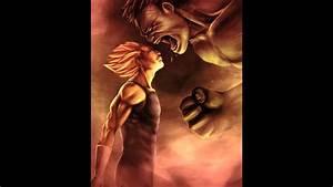 Hulk vs Vegeta - YouTube