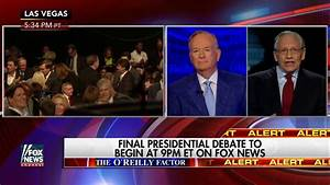 Bob Woodward and Bill O'Reilly Discuss Project Veritas ...
