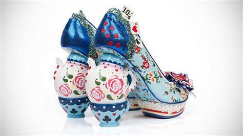 Irregular Choice Alice in Wonderland Shoes: Let Alice Hold