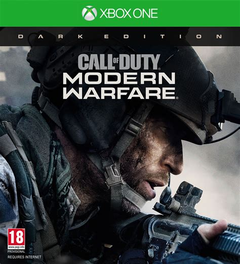 call  duty modern warfare dark edition xbox