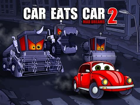 Car Eats Car 2 Among Host Of Games