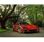 Ferrari F40 Wallpaper  1024x768 9360