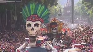 Halloween, zombies, films changing Mexico's Day of the Dead