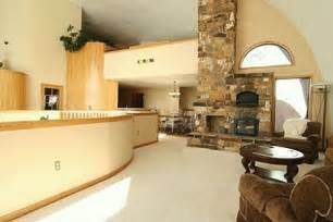 dome home interiors dome homes dot the landscape 12160 social