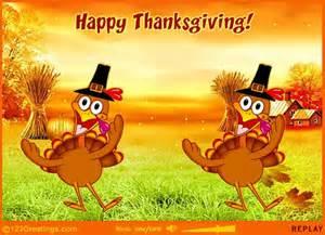 free thanksgiving ecards animated thanksgiving