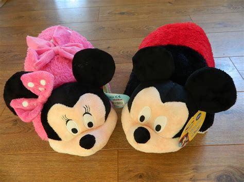 minnie mouse pillow pet pillow pets disney mickey mouse club house mickey and