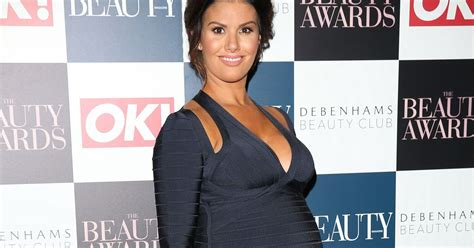 Rebekah Vardy proudly shares post-pregnancy snap of ...