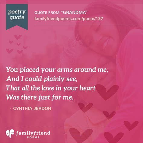 poem remembering  grandmothers love grandma