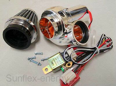 electric supercharger turbocharger turbo motorcycle s supercharger turbos parts ebay