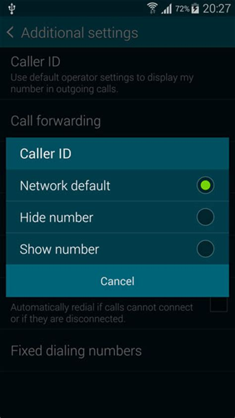 android id how to hide caller id on android unknown number