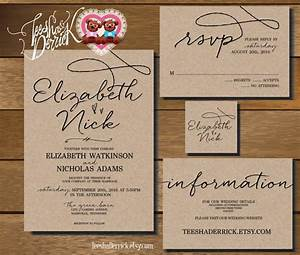 wedding invitations and rsvp cards theruntimecom With how to assemble wedding invitations with rsvp