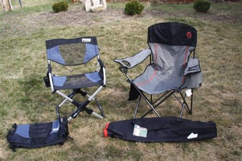 gci outdoor pico arm chair midnight a cing chair the size of a laptop