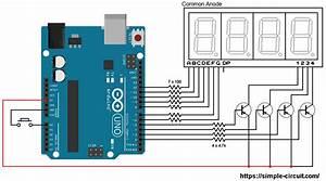 Interfacing Arduino With 7