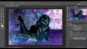 Kf Designer - Invertendo Cores Foto Negativo Com Photoshop Cc