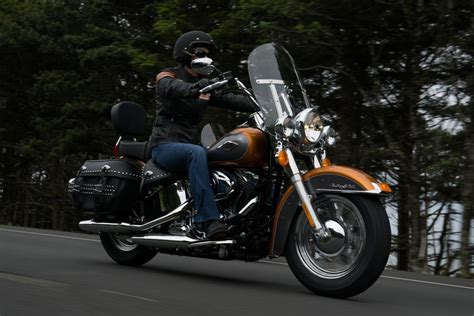 Harley Davidson Heritage Softail Review by 2015 Harley Davidson Heritage Softail Classic Review Top