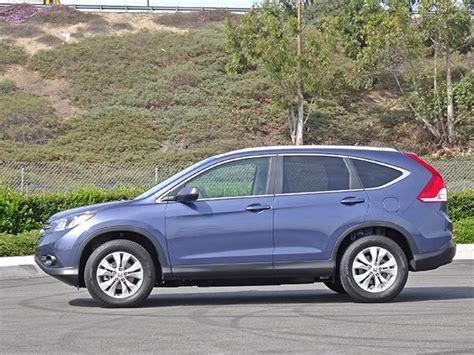 Compact Suv Comparison by 2014 Compact Suv Comparison Honda Cr V Kelley Blue Book