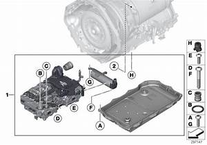 Bmw 740i Repair Kit  Mechatronic  Transmission