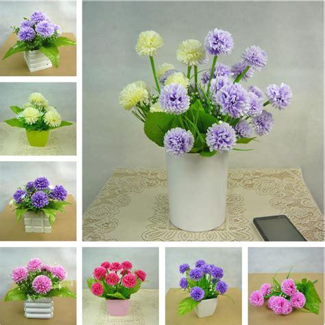 bureau de mariage artificielle lilas fleurs promotion achetez des