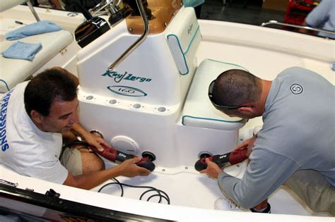 Boat Detailing Classes Florida by Pictures 16 Key Largo Center Console Boat Detailing