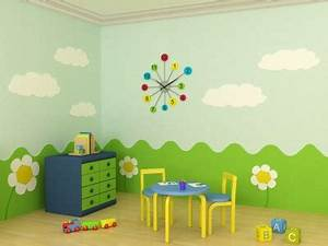 kids room paint ideas With simple kids room painting ideas