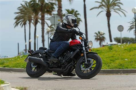 Honda Cmx500 Rebel Photo by Honda Cmx500 Rebel 2017 On Review Mcn