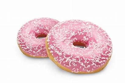 Donut Factory Rosa Produkt