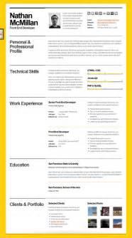 bold resume template free bold cv resume template minimal smart cv and