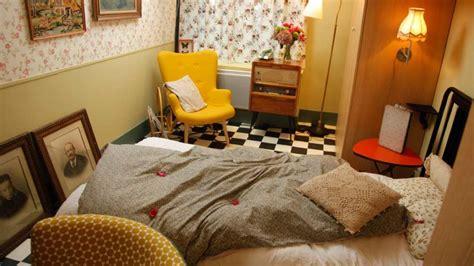 chambre retro meuble de rangement pour chambre de fille 7 deco