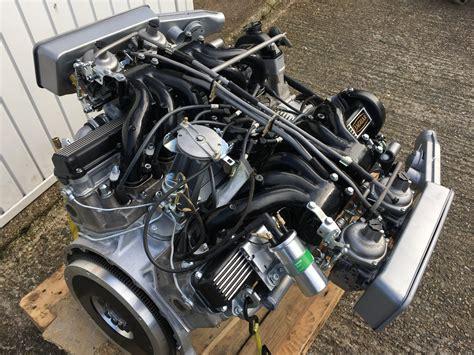 jaguar  type  engine  gearbox arrives  bridge