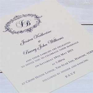 printed wedding invitation ivory elegance rectangle With print cheap wedding invitations online