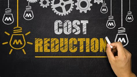 Key aspects to a successful cost reduction program