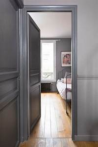 la peinture brillante deco pour le salon la salle de With quel mur peindre en fonce 3 quelle couleur de meubles avec parquet wenge